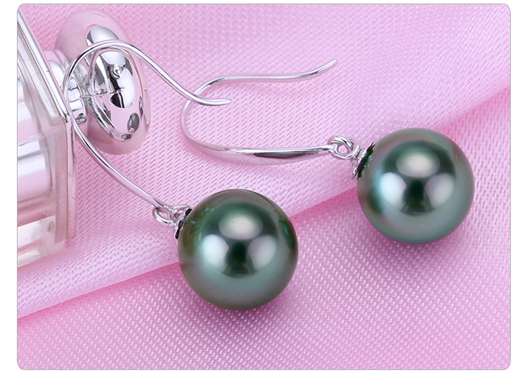 gold tahitian pearl earrings jewelry 99