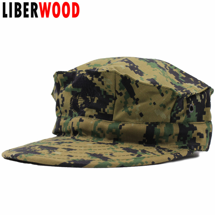 TriColor Desert Octagon Hat Tactical Army RipStop Combat