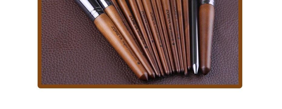 walnut makeup brush12