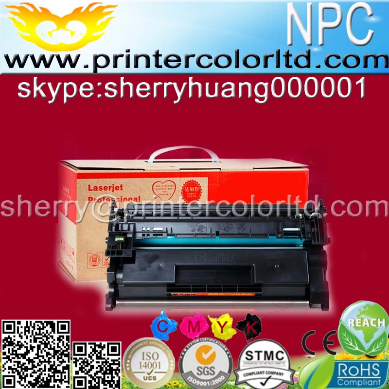On Sale Toner Cartridge For HP CF226A 26A CF226 Full Black Compatible for HP LaserJet M402dn M402n MFP M426dw M426fdn Grade A+