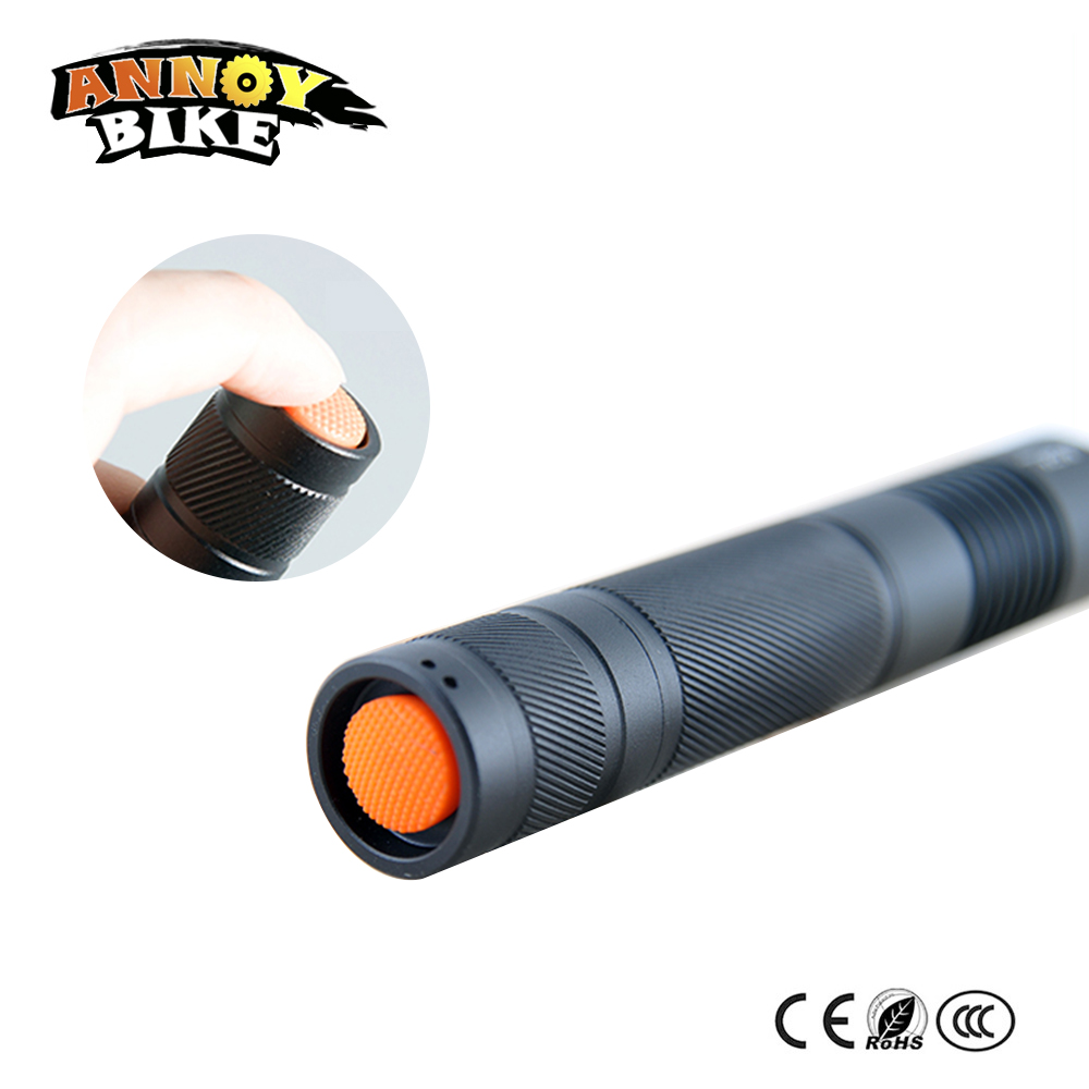 High Power Laser Flashlight M-C24 Portable Localizer Aluminium Alloy Shell In The Present 2 Battery 1 Charger
