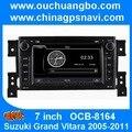 Ouchuangbo автомобильный gps радио стерео navi DVD для Grand Vitara 2005-2011 поддержка TMC USB BT MP3 OCB-8164