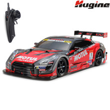 RC Car For GTR/Lexus 4WD Drift Racing Car Championship 2.4G Off Road Rockstar Radio Remote Control Vehicle Electronic Hobby Toys(China)