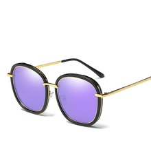 New Classic Sunglasses Unisex Oval Summer Shades Driving Metal Frame Eyewear Hot Sell Outdoor Eyeglasses Sports UV400 Sunglasses