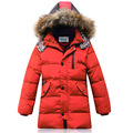 90% High Down Winter Quality Jacket For Boy Winter Coat Parkas Outerwear Jacket Children Jackets Kids Winter Coat Boy Parka
