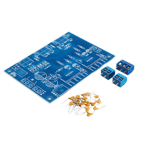Small Amplifier Two Channel Speaker Audio Kit TDA2030 Mini Electronic DIY Production Parts Assembly Module Multan