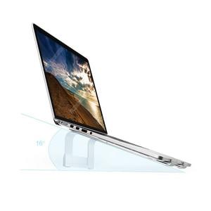 """Image 3 - Youpin IQUNIX Aluminium Laptop Ständer Halter Tablet Notebook Tragbaren Laptop Ständer Halter für 15 """"Macbook & Windows Computer"""