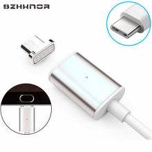 1M Magnetic USB USB for Umidigi S2/Pro Ulefone Power 3s/Future Crystal Blackview BV8000/BV9000/Pro Mobile Phone Magnet Charger(China)