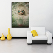 Sophias First Wound Mark Ryden Wall Art Canvas Posters Prints Painting Pictures For Office Bedroom Modern Home Decoration