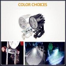 купить 12V-90V LED Motorcycle Head Headlamp lamp for YAMAHA TIGER 1050 SpoRt 1200 EXPLORER 800 XC XCX XR XRX дешево
