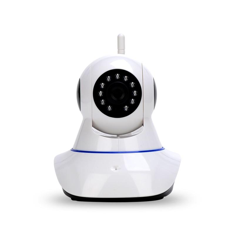 433 mhz smart home Wifi/PSTN système d'alarme mise à niveau en ligne menu multi-langues travail avec caméras IP système d'alarme Wifi - 2