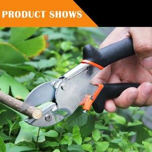 Image 5 - Lomvum tesoura profissional para jardim, ferramenta para enxerto de frutas e poda de árvores, para bonsai e jardim, poda fácil