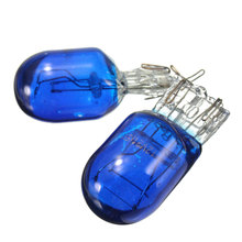 1pcs T20 7443 Signal Light 580 W21/5W Halogen Bulb Daytime Running Light Turn Stop Brake Tail Bulb DRL Bulbs 5000K Xenon White