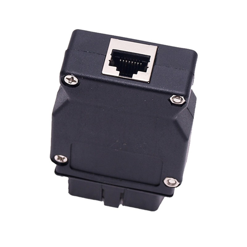 OBD Plug Adapter For bmw Enet Ethernet To OBD 2 Interface E-SYS ICOM Coding F-series Interface Connector Cable Diagnostic Tool 5