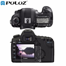 PULUZ Camera Screen Protector highest grate polycarbonate protect film for CANON 5D