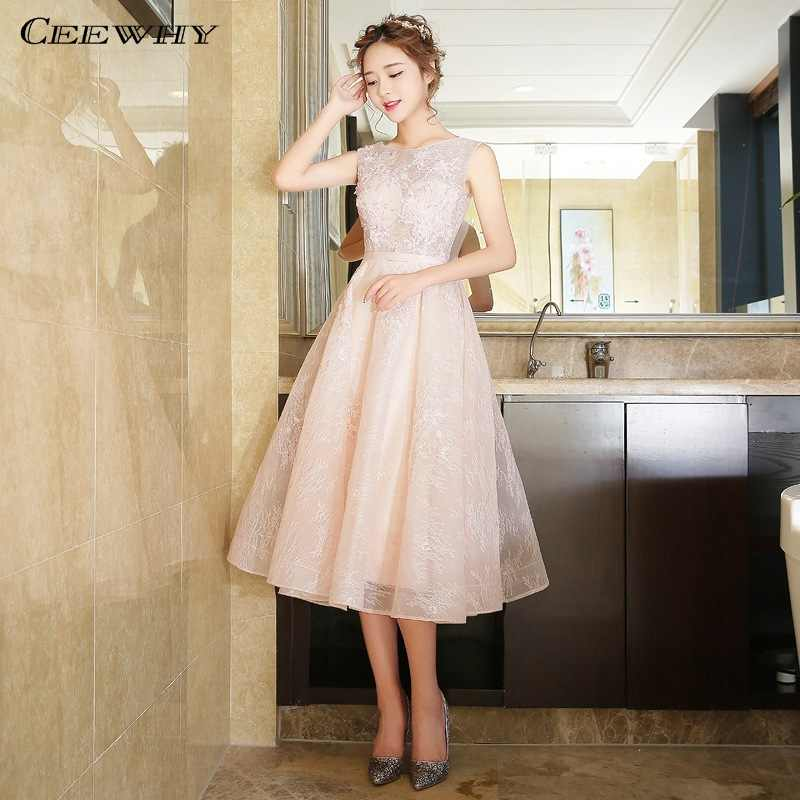 5f77bac589c9b Detail Feedback Questions about CEEWHY Lace Evening Dress Appliques ...