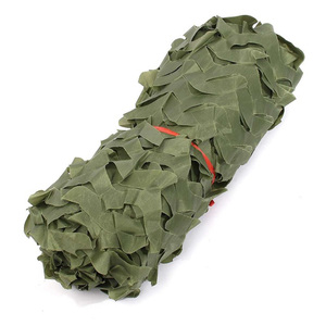 Image 3 - Military Camouflage Net Sun Shelter Woodland Army Camo Netting Hunting Camping Nets Car Covers Tent Shade 2m*4m/2m*5m/3m*5m
