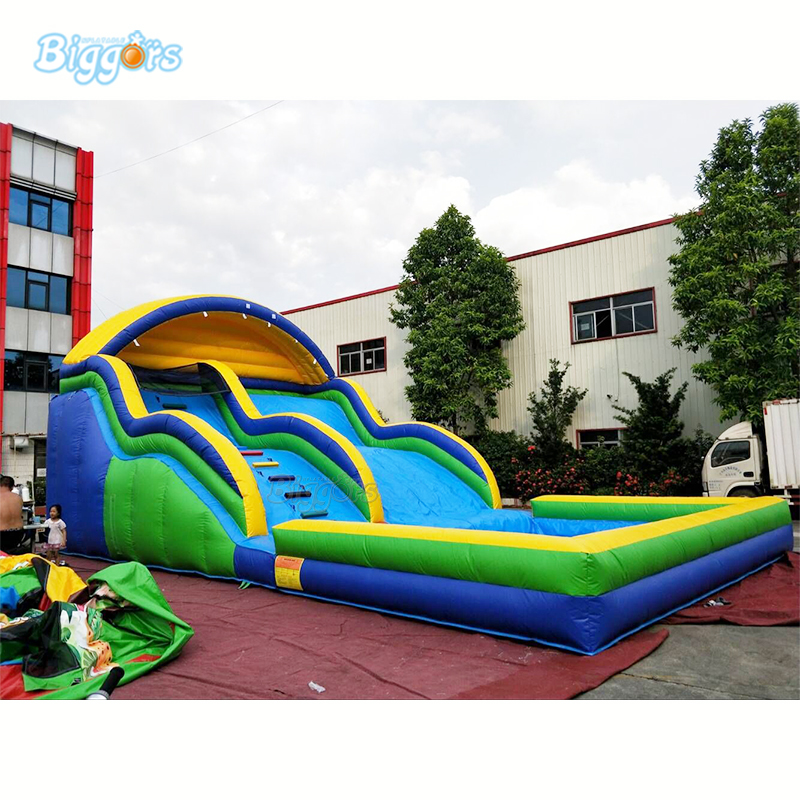 Giant Inflatable Pool Slide Juego Inflable Jeu Gonflable Inflatable Water Slide For Sale funny inflatable slide water slide for sale