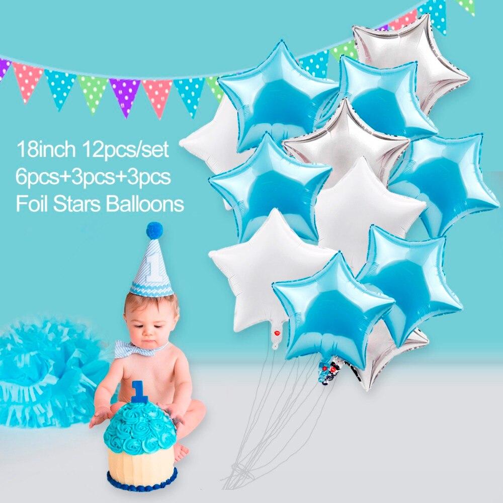 FENGRISE 2nd Geburtstag Party Dekoration Rosa Madchen 2 Ballons Anzahl Ballon Jahre Alten Kinder Zwei Partei Liefert In