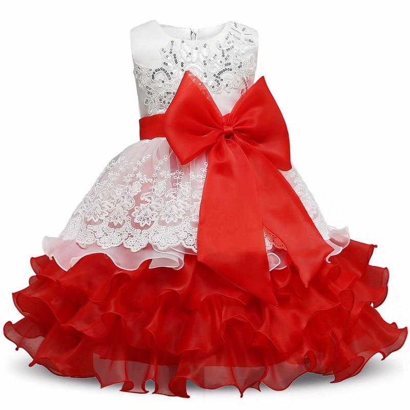 இ2017 New Year summer Princess Dress for Girls Formal Gown Ball ...