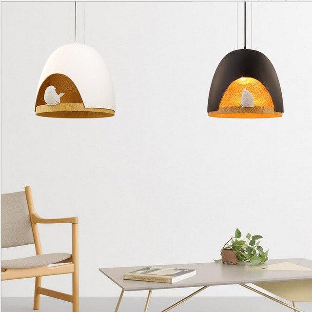 Haixiang iron vogels hanger lichten eenvoudige moderne woonkamer ...