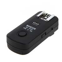 Hot Sale 2 4Ghz 16 Channels Wireless Flash Trigger Synchronized Shutter Release Remote Control Transceiver For