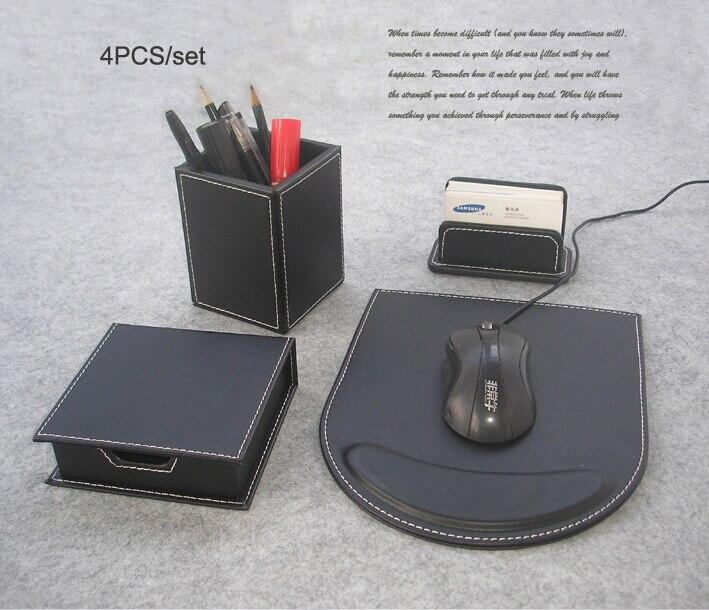 Office & School Supplies Persevering Stick On Desktop Makeup Storage Pen Holder Plastic Desk Organizer Stationery
