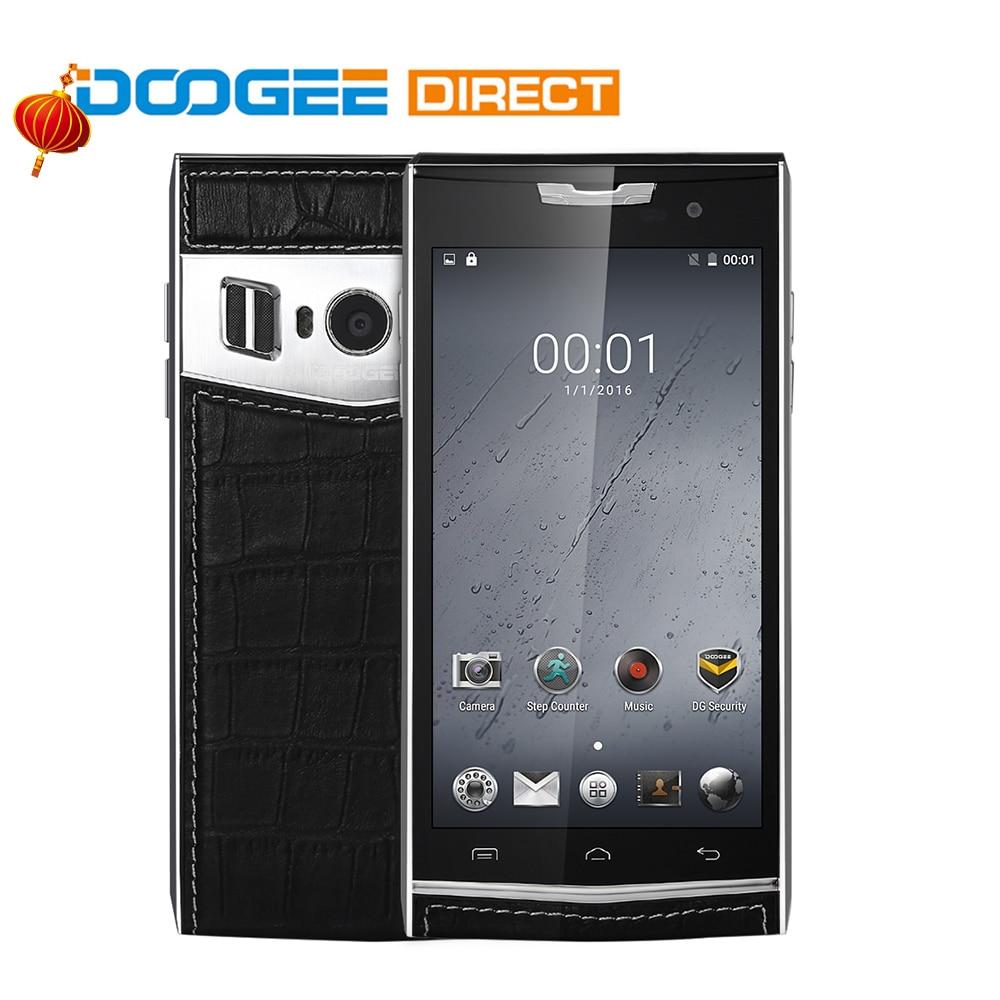 """bilder für Ursprüngliche DOOGEE T3 4G 4,7 """"Dual Screen Smartphone Android 6.0 MTK6753 Octa Core-Handy 3 GB + 32 GB 13MP 3200 mAh OTG Handy"""