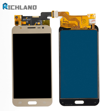 AAA+ J500LCD For Samsung Galaxy J5 2015 Lcd Display Touch Screen Digitizer Assembly For Samsung J5 J500 J500F J500M J500H J500DS touch digitizer lcd display assembly gold for samsung galaxy j5 j500 j500f j500y j500m