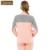 Pareja Pijamas Otoño Pijama Pijama de Algodón Hombres de Las Mujeres ropa de Dormir Ropa de Dormir de Las Señoras Ropa de Casa Salón Top y Pantalones para las mujeres