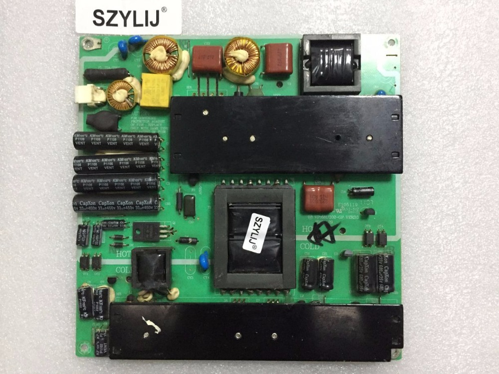 SZYLIJ 1pcs lote Good quality The power supply board VP168UG02 GP VER3 0 spot
