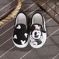 2016 Olá Kitty Crianças Sapatos Para Meninas Tênis de Lona Bebê Minnie Mouse Tênis Sapatas Dos Miúdos Para Meninos Meninas Chaussure Enfant