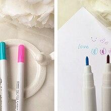 MA MAO 1 шт. швейные инструменты воздухостираемая ручка легко вытирается Водорастворимая Ручка по ткани маркер Временная маркировка Замена портного мела