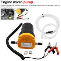 Boat Motorbike Car Engine oil pump 24V12V electric Oil/Diesel Extractor Scavenge Exchange fuel Transfer suction Pump