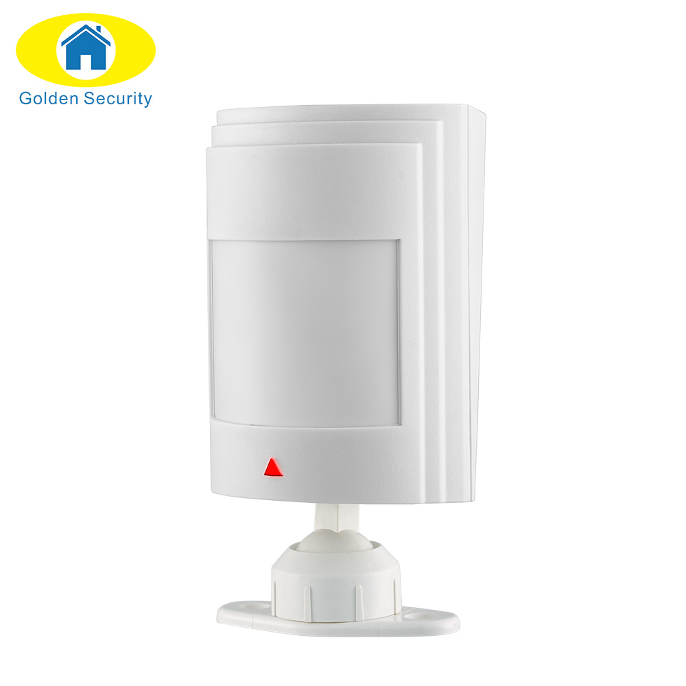 1pcs/lot Wired PIR Motion Sensor Detector For GSM PSTN Home Security Alarm System personal alarm