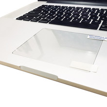 Autocollant de Film de protection de pavé tactile transparent élevé pour Macbook pro13 avec touchbar 13air 15 Retina 12 film de protection d'ordinateur portable de pavé tactile(China)