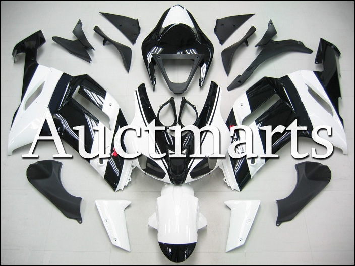 Fit for kawasaki ZX-6R 2007-2008 high quality ABS Plastic motorcycle Fairing Kit Bodywork ZX6R 07-08 ZX 6R CB20