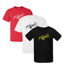 2d7657b964b077 Michael Jordan Signature Jumpman Flight T-shirt mens t shirt Clothing Slim T -shirts