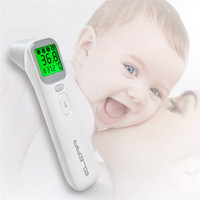 Baby Thermometer Infrared Digital LCD Body Measurement Forehead Ear Non Contact Adult Body Fever IR Children Termometro TH600