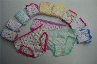 2016 Rushed Calcinha Infantil 3 Pcs/lot Baby Girl Underwear Kids Panties Child's For Shorts Nurseries Children's Briefs Cgub001