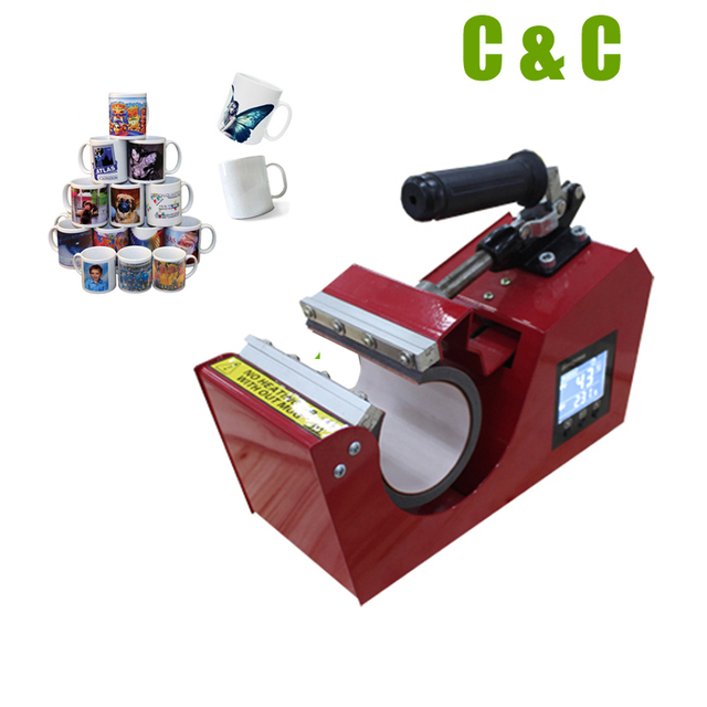 Low Price CE High Quality Sublimation Coffee Mug Printing Press Machine Model NOMP5105