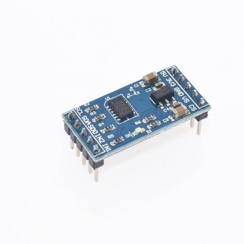 ADXL345 3 axis Digital Gravity font b Sensor b font Acceleration Module Tilt font b Sensor