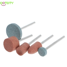 3mm Shank Diameter Grinding Wheel Head for DIY Grinding/Polishing Wood/Mental/Mould Electric Mini Grinder Power Tool Acces