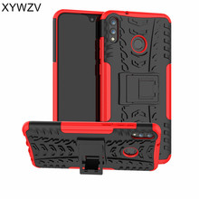 Huawei Honor 8X Max Case Shockproof Hard PC & Silicone Phone For Cover Shell Fundas