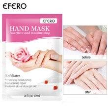 New Rose Moisturizing Soft Hand Mask Hyaluronic Dead Skin Re