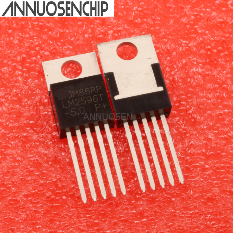 3PCS NEW IC LM2596T-12 LM2596 NSC TO-220 Voltage Regulator 3A 12V