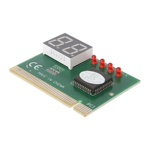 2-Digit Code PCI Card Motherbo