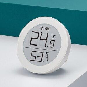 Image 5 - YouPin ברור דשא דיגיטלי bluetooth מדחום מדדי לחות 0 ~ 50 אלקטרוני דיו מסך 30 ימים נתונים אוטומטי הקלטה על ידי APP