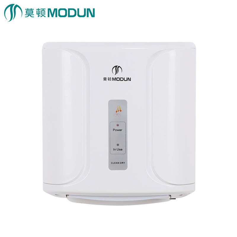Modun high-speed automatic induction smart hot and cold hand dryer hotel bathroom M-2008D1