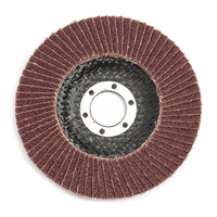 HHO 50 x 4inch 100mm Flap Sanding Discs Grinding Wheels 60 Grit for Angle Grinder